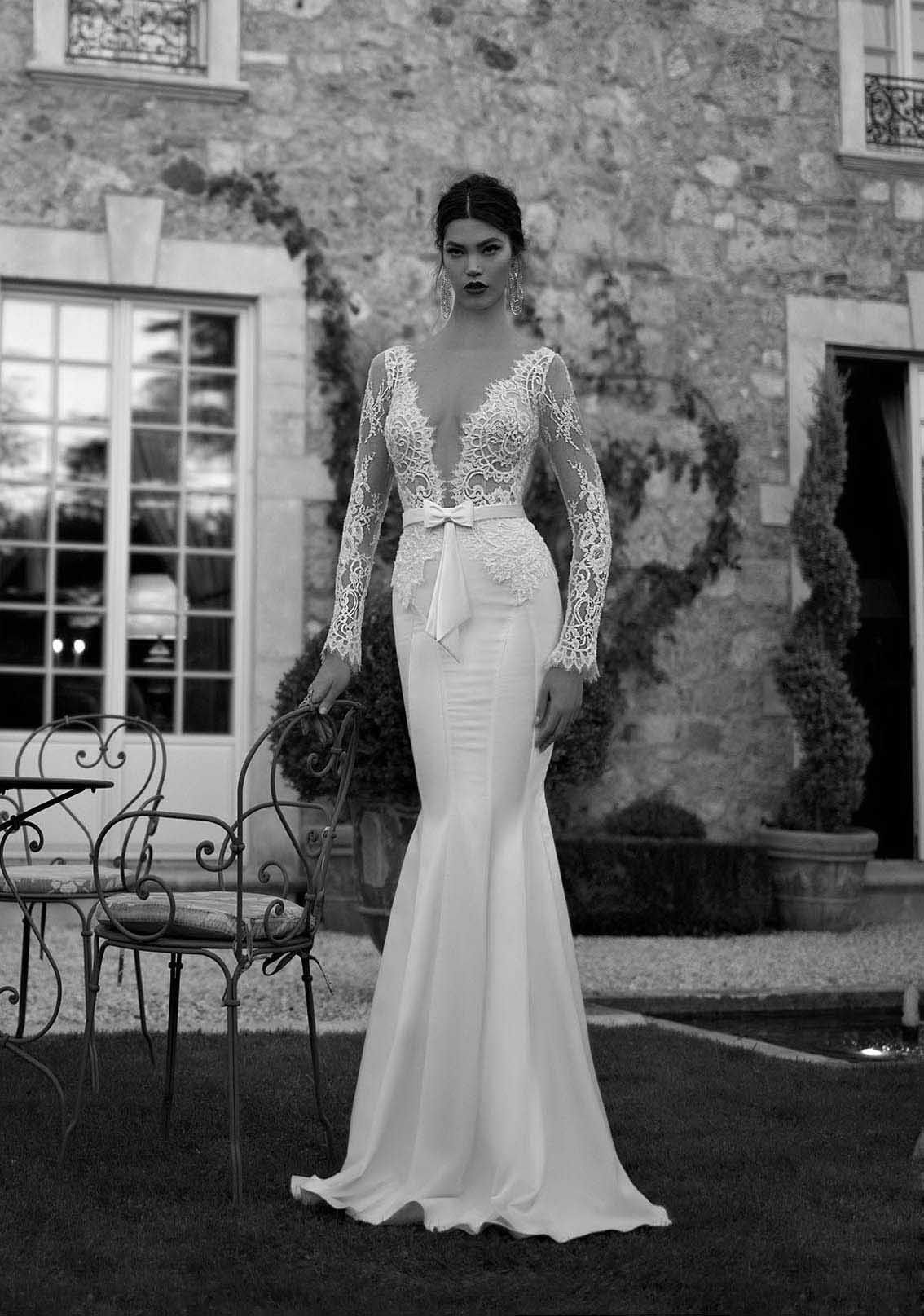 Black And White Wedding Dresses Google Search