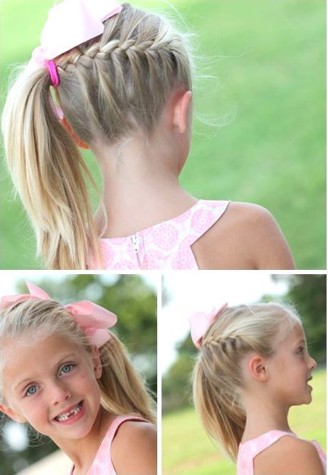 25 little girl hairstylesyou can do yourself half french little girl hairstyles solutioingenieria Image collections