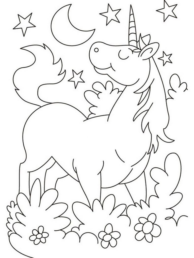 Unicorn Coloring Pages Printable In 2021 Unicorn Coloring Pages Valentines Day Coloring Page Cartoon Coloring Pages [ 1045 x 788 Pixel ]