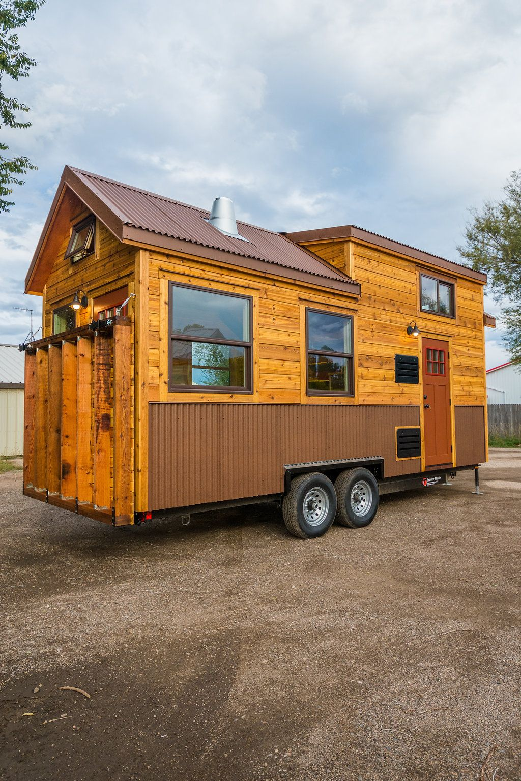 Mitchcraft Tinyhouse9 100 Jpg With Images Tiny House