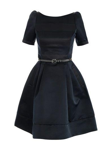 Suzannah Full skirted fifties dress <3