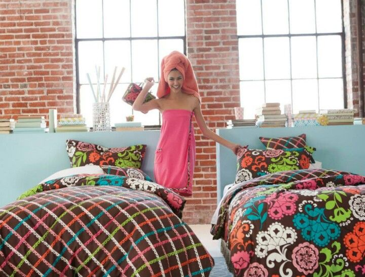 Vera Bradley Bedding We Ve Got It Complete Your Bedroom Or Dorm With An Adorable Comforter