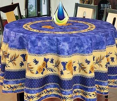French Provence Table Linens Provencal Polyester Table Cloth French Tablecloths Tuscan Table