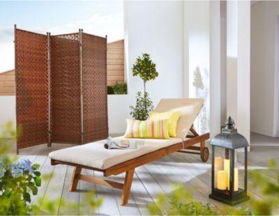 Gartenliege Purida Jetzt bestellen unter   moebelladendirekt - gartenmobel polyrattan eckbank