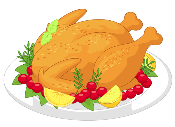 Happythanksgiving Thanksgiving Drawing Turkey Food Illustrations Clip Art Food Clipart