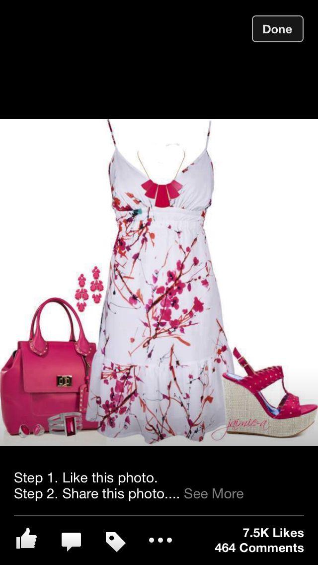 Pretty Dress, yes I said it