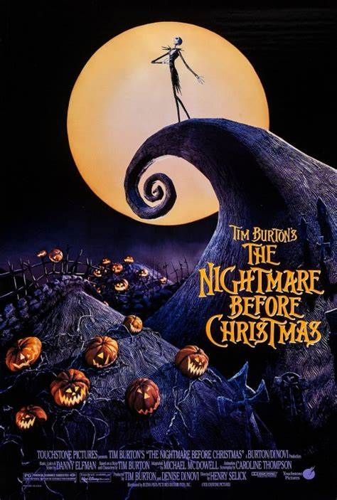 22 Christmas Movies Available On Disney In 2020 Nightmare Before Christmas Movie Scary Movies Nightmare Before Christmas