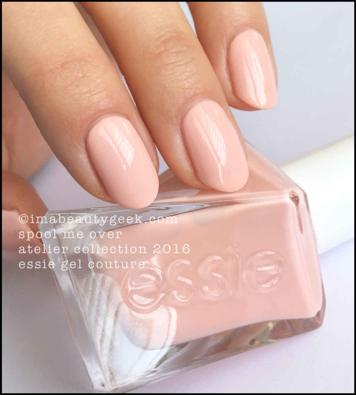 ESSIE GEL COUTURE LAUNCH COLLECTION: ALL 42 SWATCHES & REVIEW | Make ...