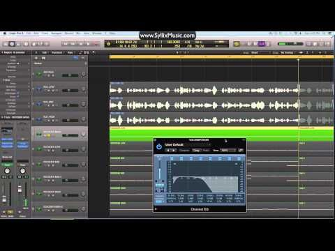 Logic Pro X Tutorial: Getting the Best Sound from Your