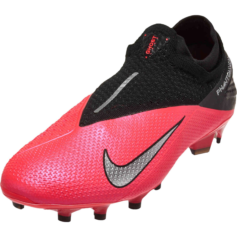 Nike Phantom Vision 2 Elite Fg Future Lab Soccerpro In 2020 Nike Football Boots Nike Soccer Shoes Soccer Shoes