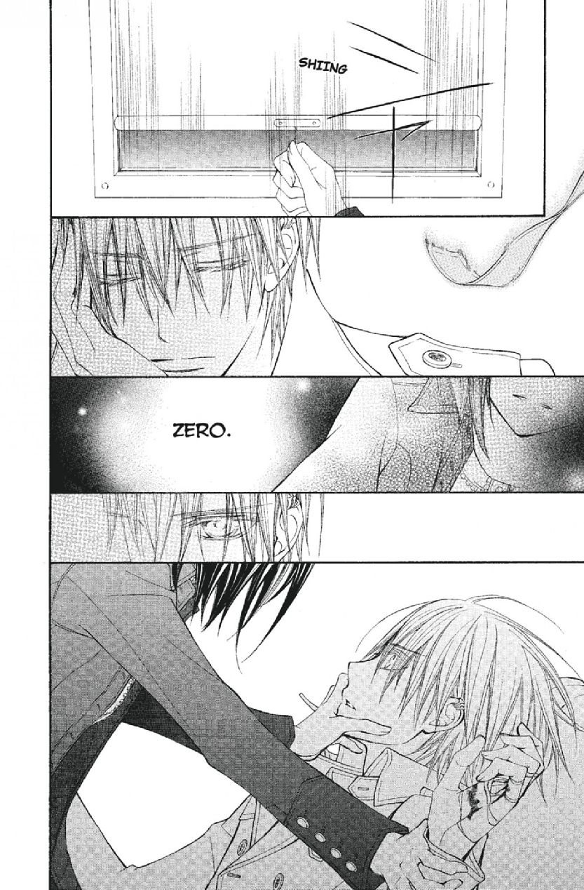 Scan Vampire Knight Tome 18 Vf Page 127 Vampire Knight Vampire Knight Manga Vampire