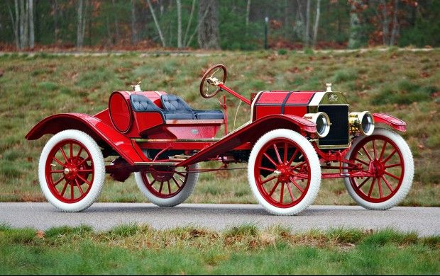 1911 Ford Model T Torpedo Speedster Gooding Company Ford Models Classic Cars Vintage Antique Cars