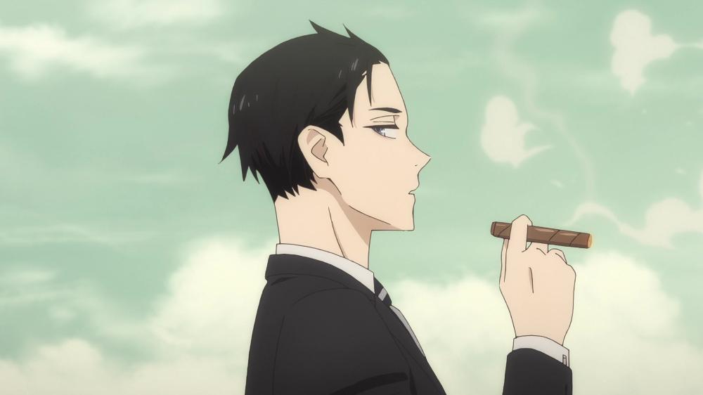 The Millionaire Detective - Balance: UNLIMITED episode 1 anime review   Bateszi Anime Blog