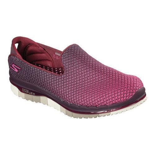Women's Skechers GO Walk 4 Convertible - Navy/White - Width: med - Walking