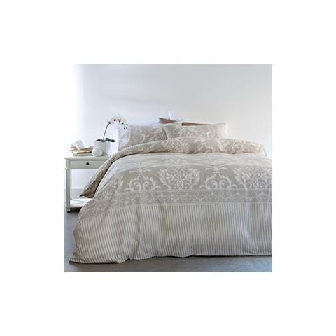 King Bed 'Damask' Quilt Cover Set | Kmart