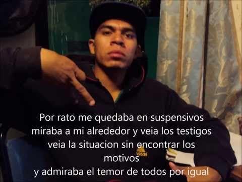 MC Lar - Recuerdos letter