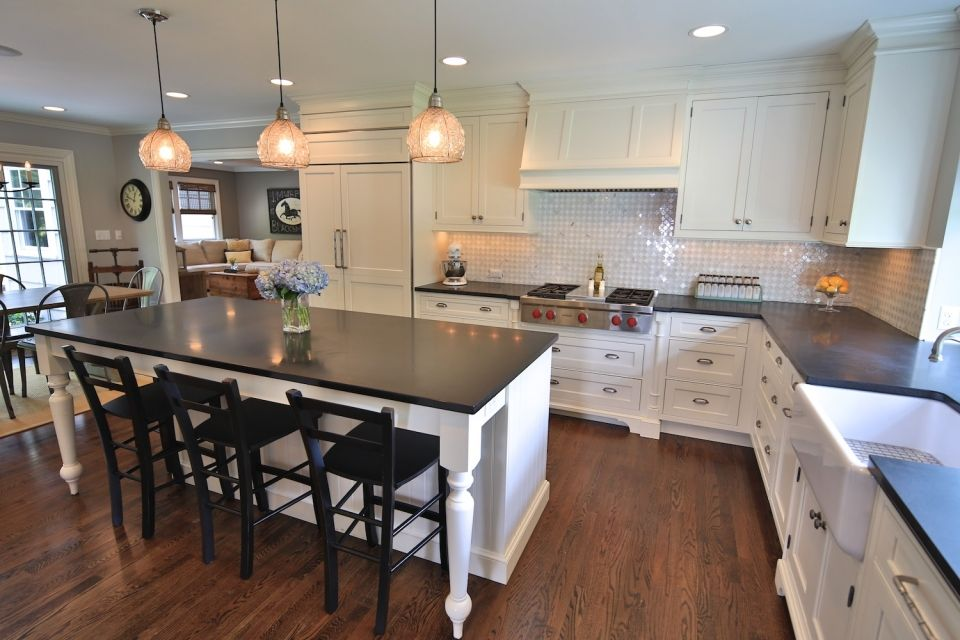kitchen island instead of table l shaped w island use old kitchen table instead of island kitchens old kitchen tables 6552