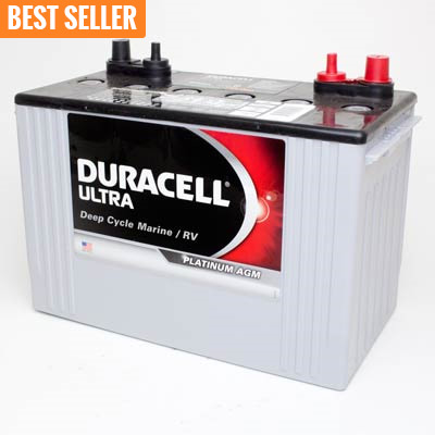 Duracell Marine Battery >> Duracell Ultra Platinum Agm Deep Cycle Battery For Deep Cycle Bci