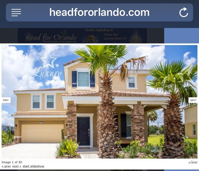 Pin By Head For Orlando On Vacation Home Rentals Orlando