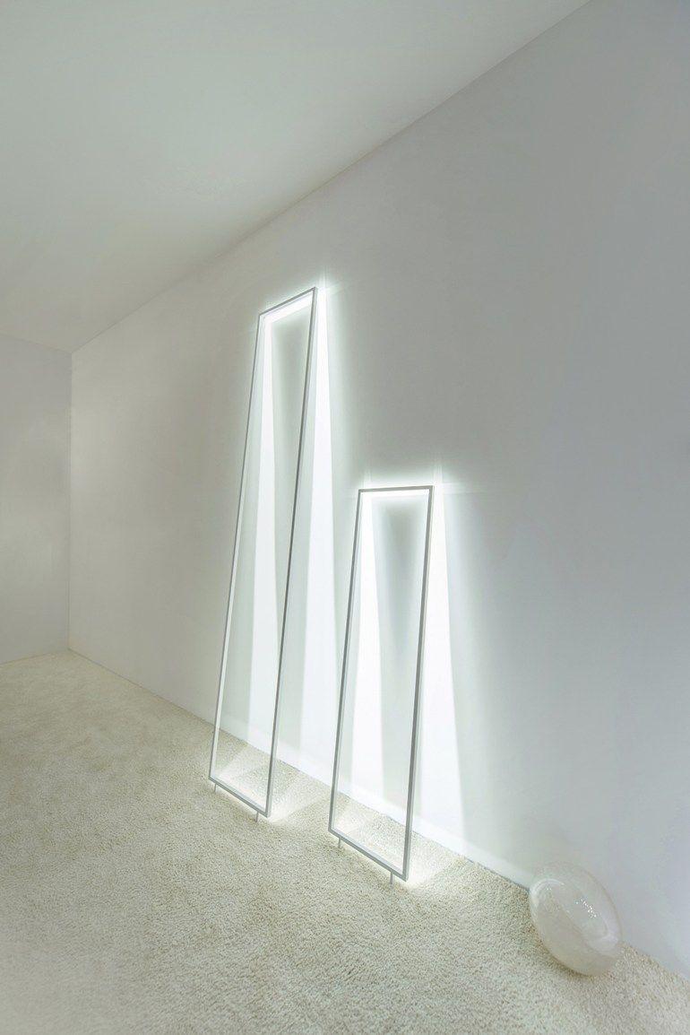 Napolnyj Svetilnik Frame Illusion By Inarchi Lighting Design Interior Interior Lighting Lights