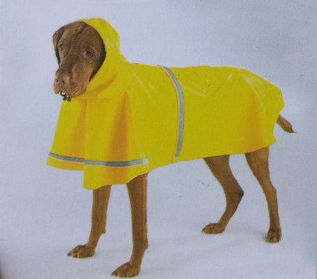 Pet Dog Clothes Raincoat Golden Labrador Satsuma Tactic Bichon