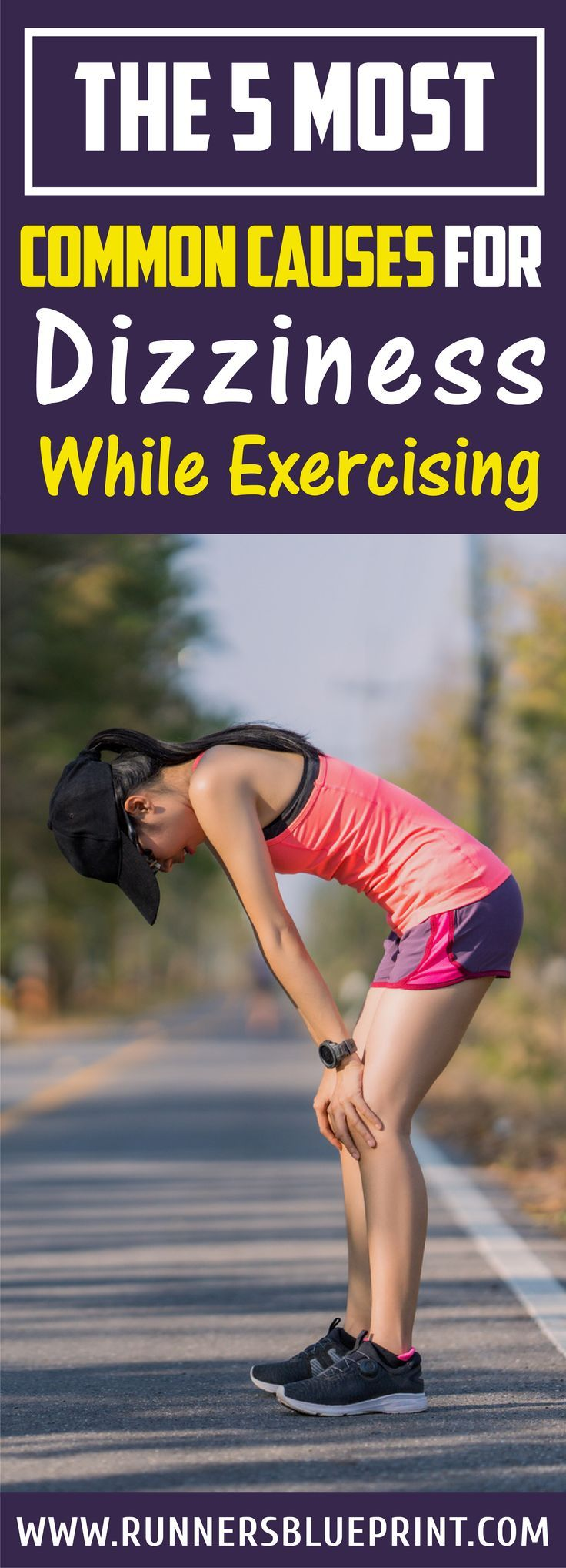 The 5 Most Common Causes For Dizziness While Running — Runner's Blueprint    Intense workout, Heavy sweating, Running