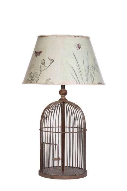 birdcage lamp base... beautiful!