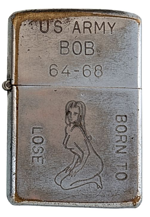 A Collection Of Engraved Zippo Lighters From Soldiers Of The Vietnam War Recently Sold At Auction For Over 30 000 The Vietnam War Vietnam War Photos Vietnam