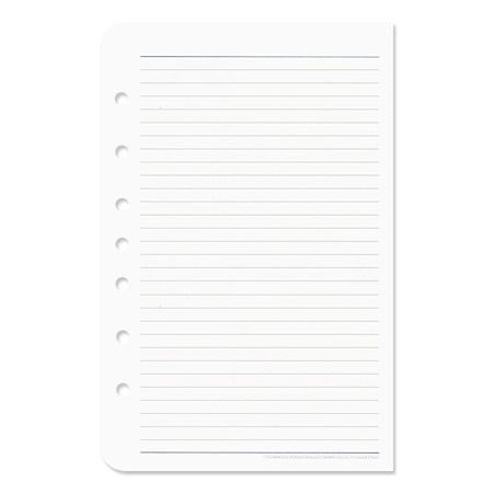 Wide Lined Pagesfor extra note taking space #dreamplanner - lined page