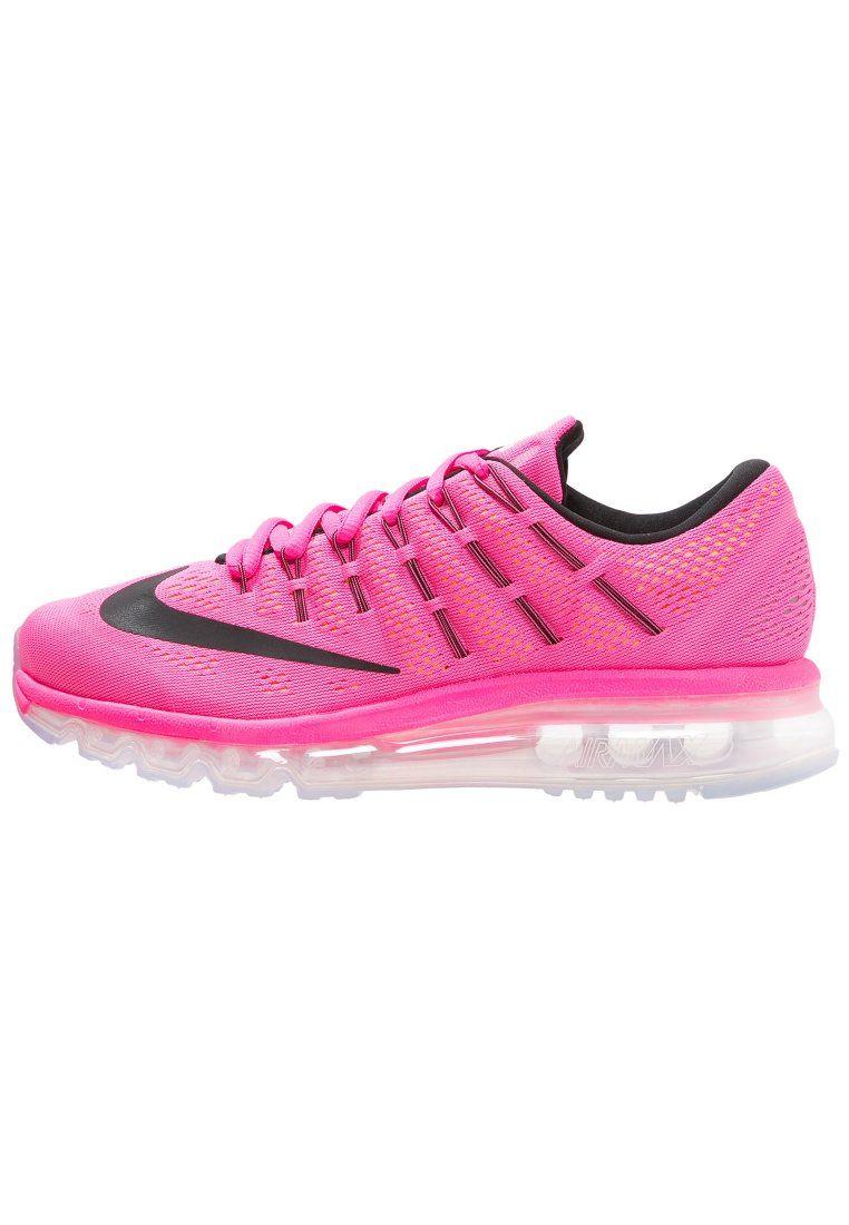 15efaa32a590 Nike Performance AIR MAX 2016 Zapatillas pink blast black