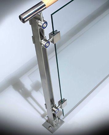 Best Inox Glass Handrail Steel Railing Design Steel Handrail 400 x 300