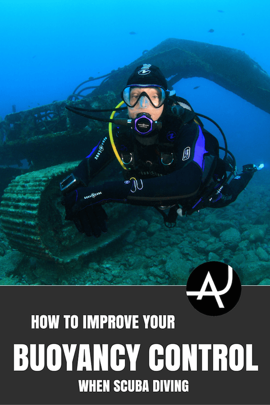 11 Practical Ways To Improve Yourself Quickly: How To Improve Your Buoyancy When Diving
