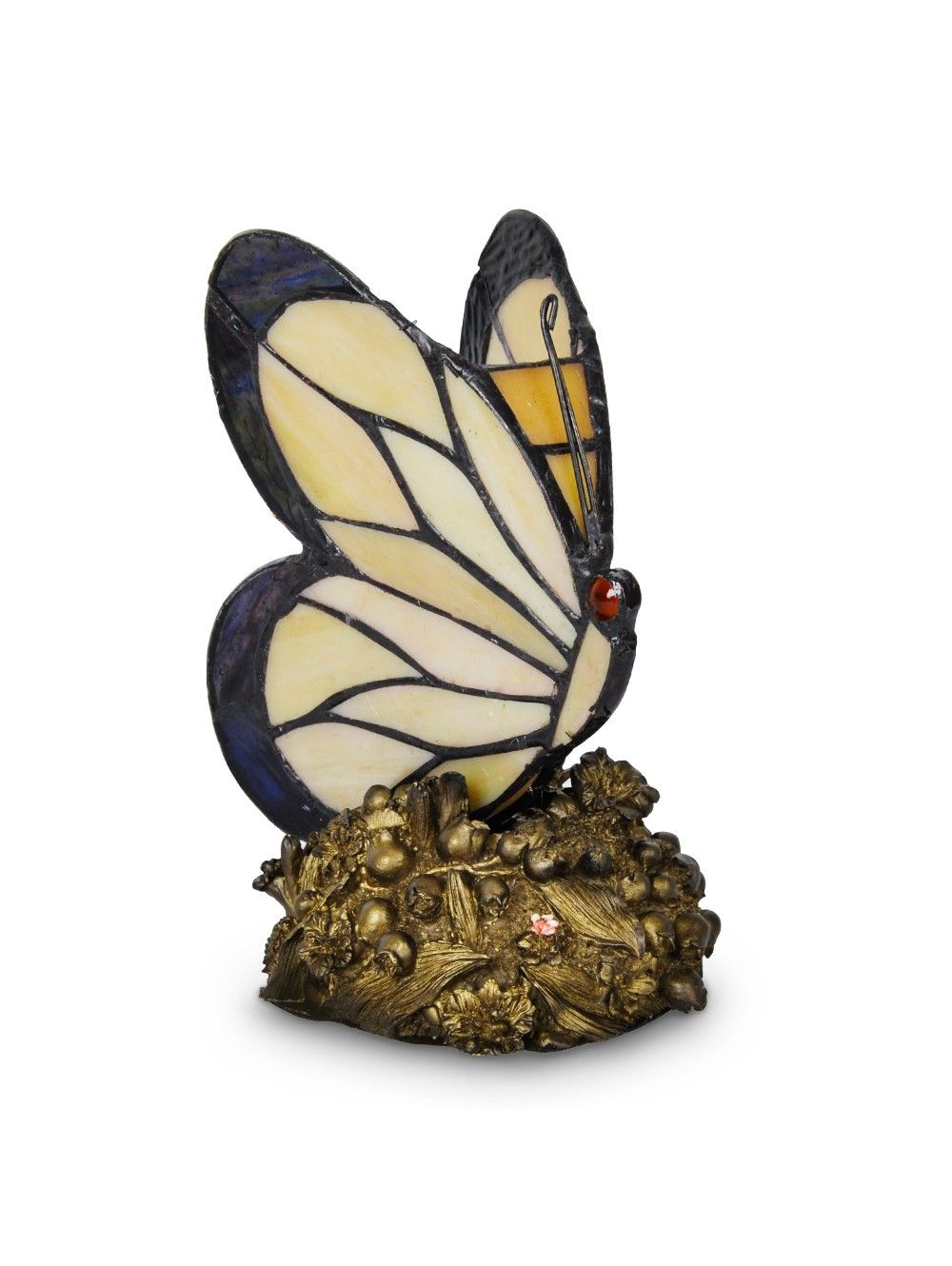 Tiffany Butterfly Table Lamp   Buy Here