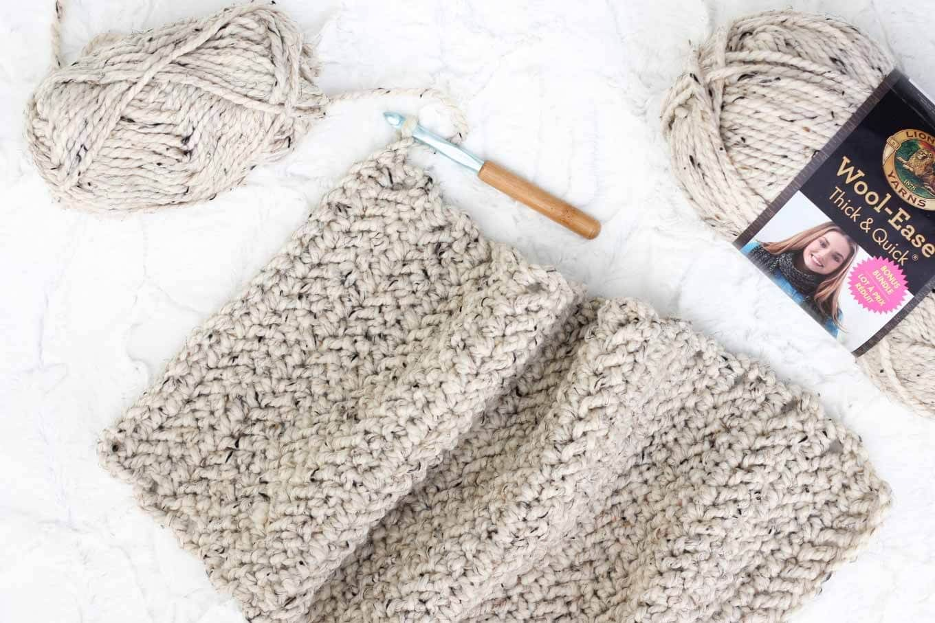 Free Crochet Cowl Pattern Projects To Try Pinterest Bufandas