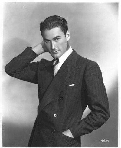 Errol Flynn, (1909-1959)