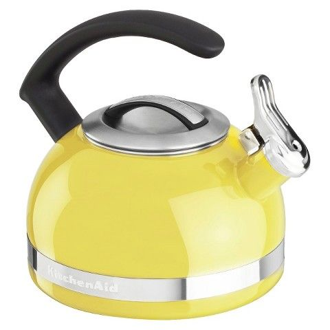 KitchenAid 2.0-Quart Stovetop Kettle - Kten20Cb | Tea ...