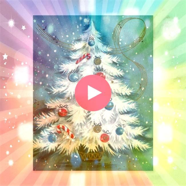 Christmas Tree In The Snow Christmas Scene Holiday Postcard Ships worldwideWhite Christmas Tree In The Snow Christmas Scene Holiday Postcard Ships worldwide Santa Claus C...