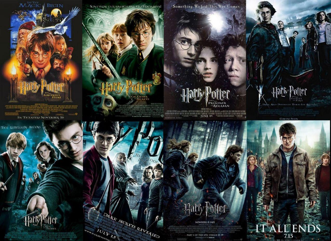 Harry Potter Movie Marathon Harry Potter Movies Harry Potter Movie Posters Harry Potter Films