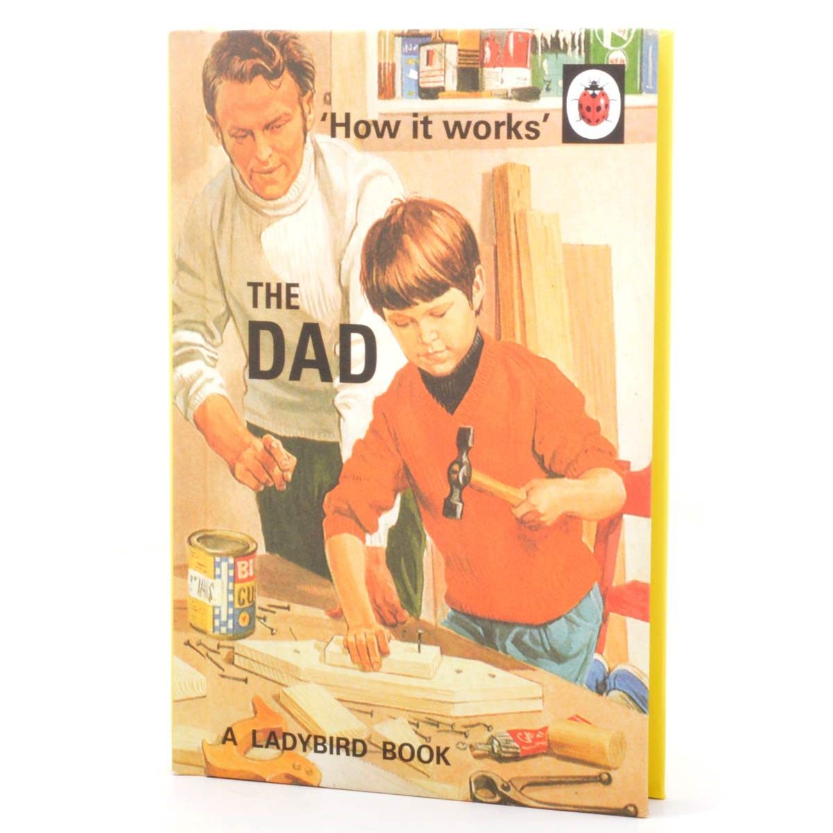 The Ladybird Book Of The DAD The children's favourites