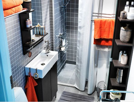How To Keep Your Bathroom Clean In 5 Minutes A Day Bathroom Design Small Small Bathroom Small Bathroom Remodel