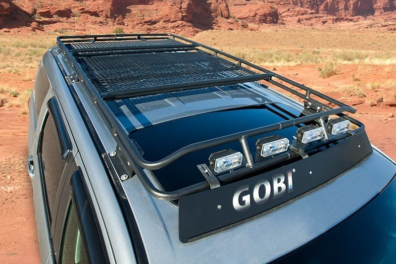 Gobi Toyota Sequoia 01 Up Roof Rack Toyota Land Cruiser 100 Land Cruiser Toyota Land Cruiser