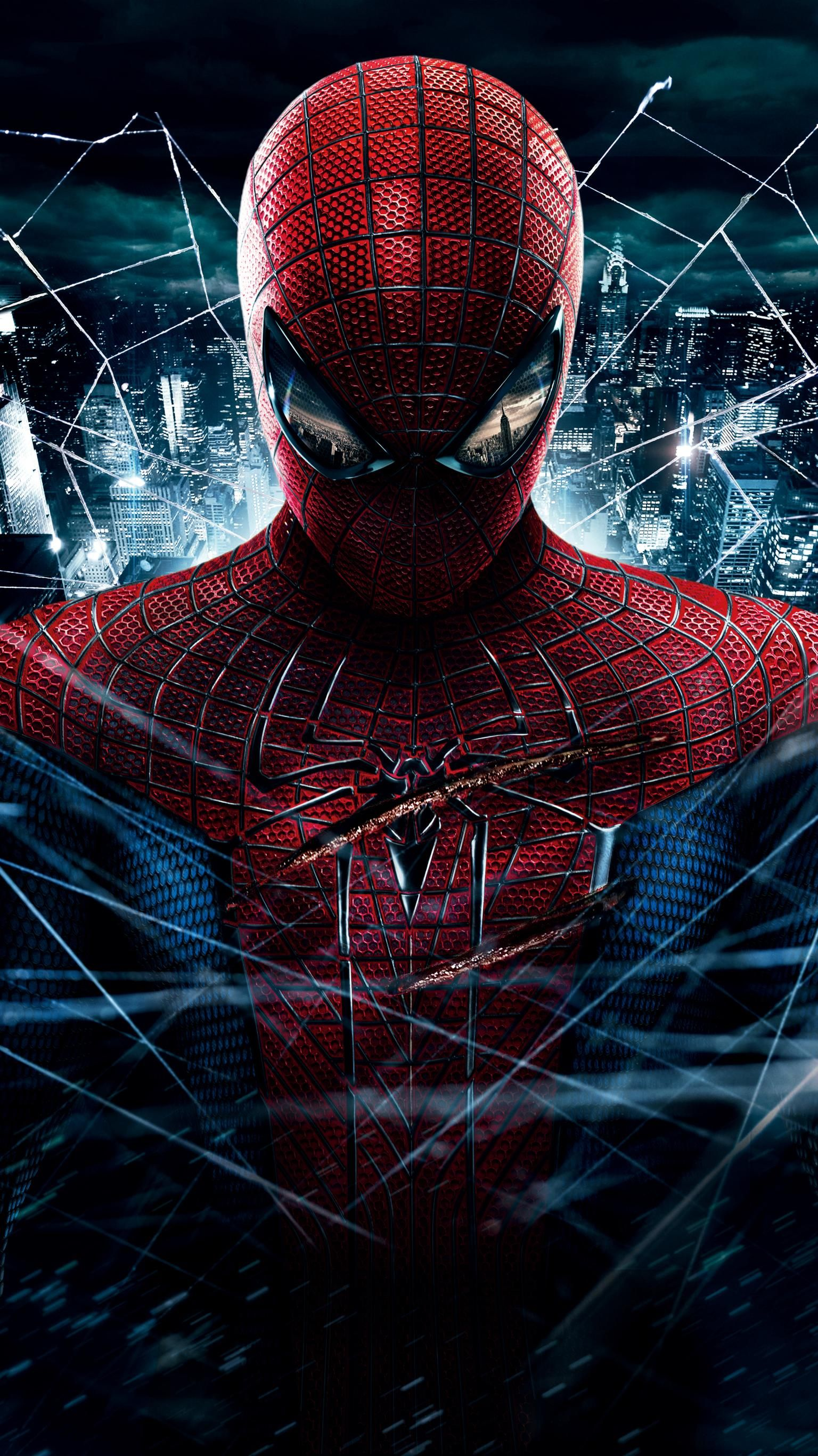 The Amazing Spider Man 2012 Phone Wallpaper Moviemania Amazing Spiderman Movie Spiderman Amazing Spiderman