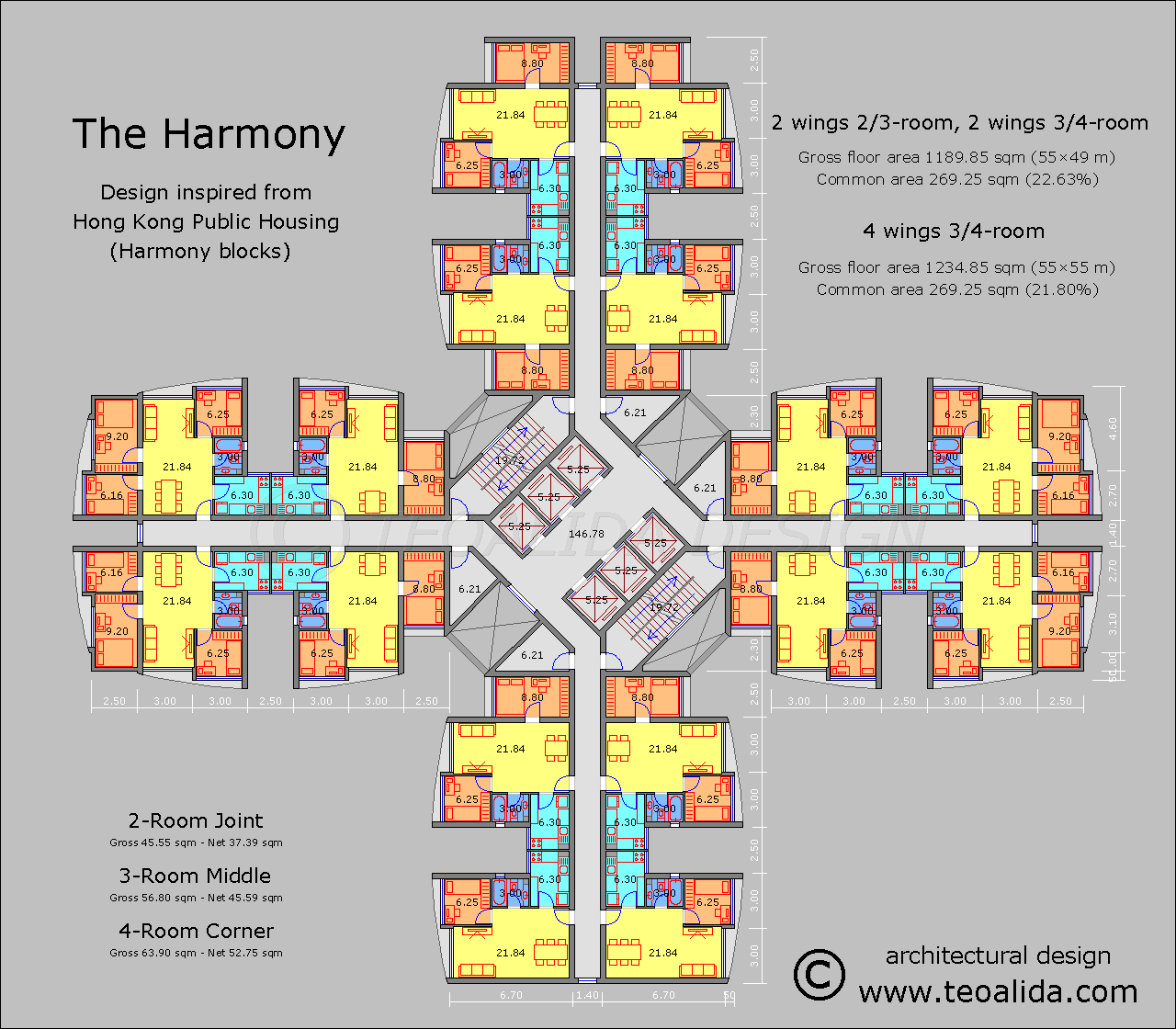 Hong kong harmony block design pinterest for Apartment design 90m2