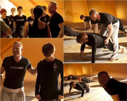 B2st Films For Fitness Program Bodyart With Robert Steinbacher Workout Programs Cardio Yoga Fitness Body