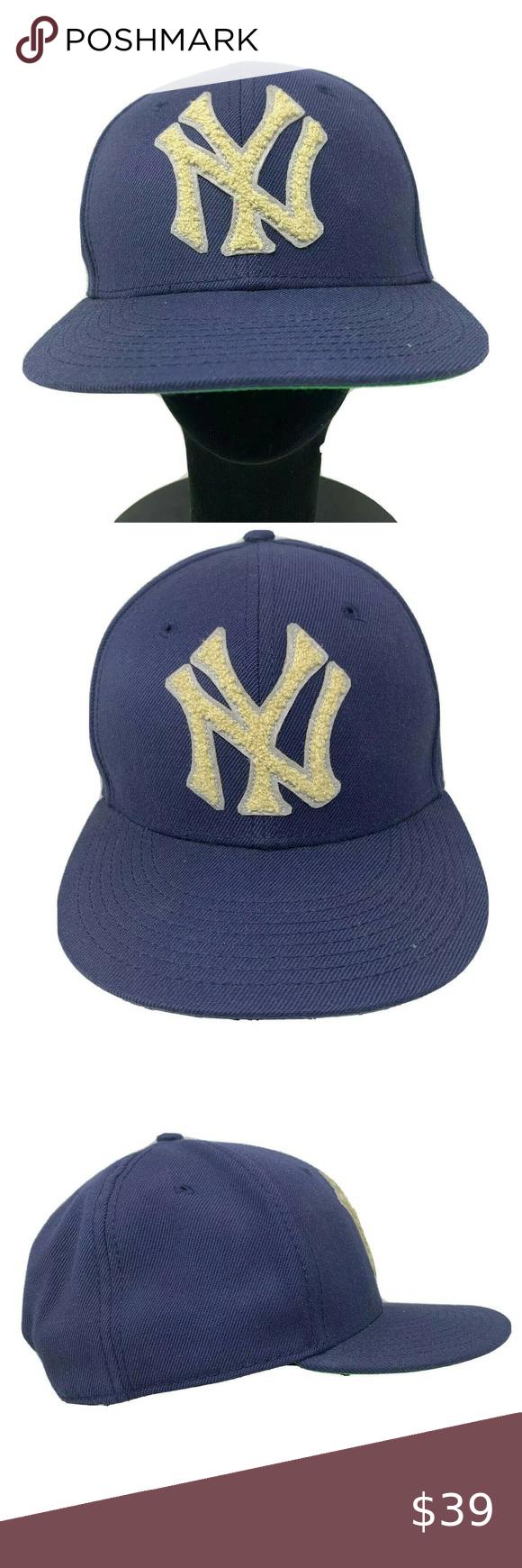 New York Ny Yankees American Needle Snapback Cap Ny Yankees Fitted Hats Columbus Blue Jackets