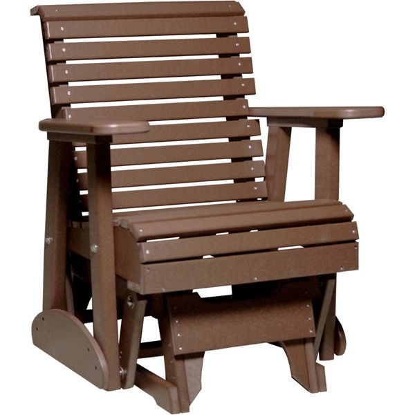 Site has a variety of adirondack gliders | Rocking chairs ...