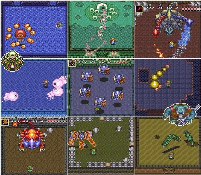Link To The Past Bosses (With Images)