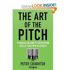 """""""Doesn't matter if you're not in advertising - you're always pitching."""""""