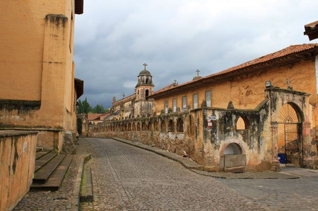 Pátzcuaro, Pueblo Mágico de Michoacán
