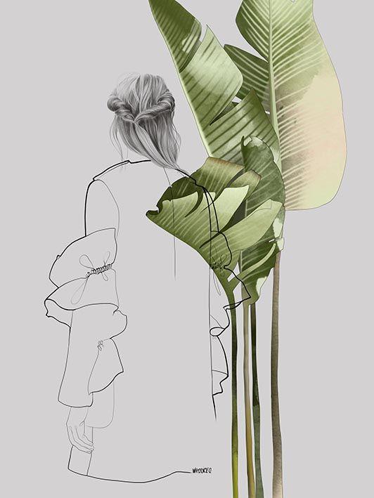 Fashion Illustration - Agata Wierzbicka